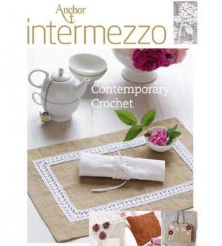 Anchor Intermezzo contemporary crochet - moderne Häkelideen für Ihr Zuhause