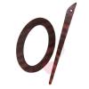 KnitPro Tuchnadel Symfonie Rose - in 8 schönen Formen Sigma