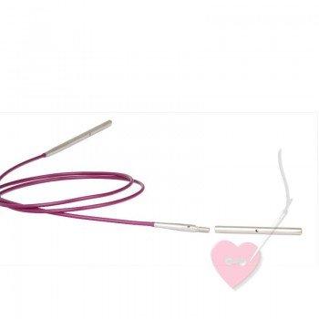 KnitPro - Seilverbinder 3er-Set für Nadelseile