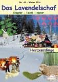 Das Lavendelschaf Winter 2014 Heft 49 - Herzensdinge