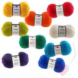 Schoppel Wolle Admiral 4-fach uni - Sockengarn in vielen Farben