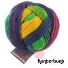 Schoppel Zauberball 100 - Sockengarn in vielen kreativen Färbungen aus 100% Schurwolle vom Merinoschaf Kunterbunt