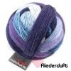 Schoppel Zauberball 100 - Sockengarn in vielen kreativen Färbungen aus 100% Schurwolle vom Merinoschaf Fliederduft