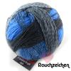 Schoppel Zauberball 100 - Sockengarn in vielen kreativen Färbungen aus 100% Schurwolle vom Merinoschaf Rauchzeichen