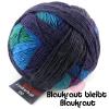 Schoppel Zauberball 100 - Sockengarn in vielen kreativen Färbungen aus 100% Schurwolle vom Merinoschaf Blaukraut bleibt Blaukraut