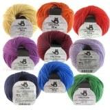 Schoppel Wolle Life Style uni - Wolle extra fein vom Merinoschaf