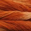 Malabrigo Yarns Sock - handgefärbte Merino-Sockenwolle Farbe 802 Terracotta (orange)