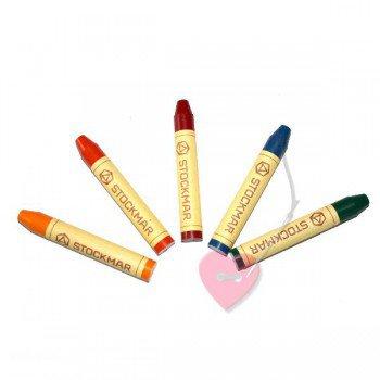 Stockmar Wachsmalstifte Einzelfarben als Ergänzung oder Nachfüllfarbe