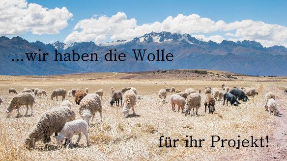 Wolle und Garne - nach Material